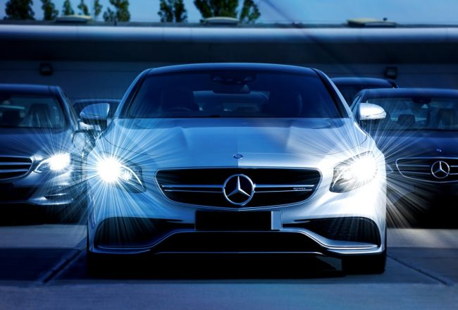 LED voiture