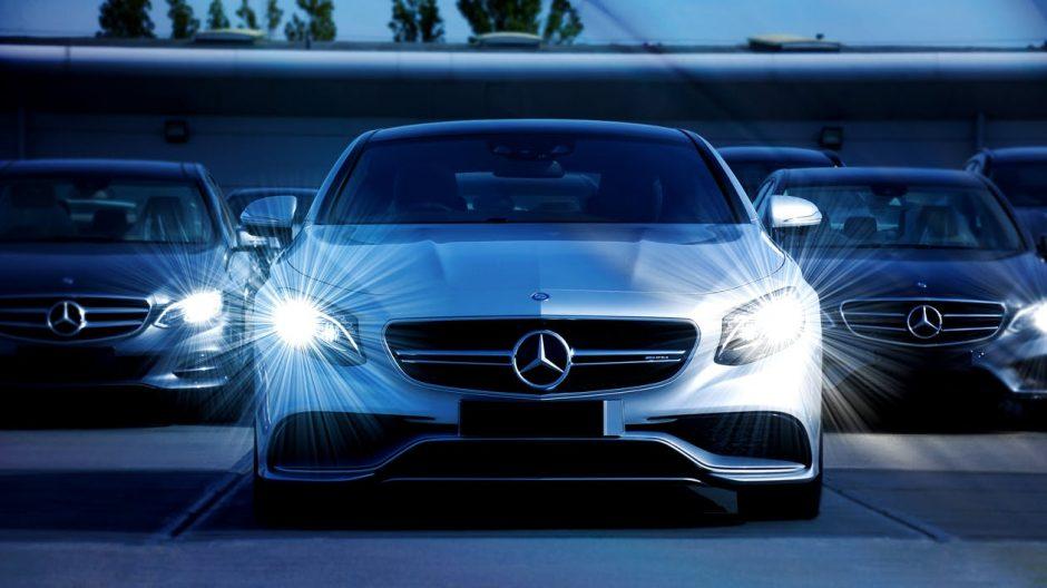 LED voiture